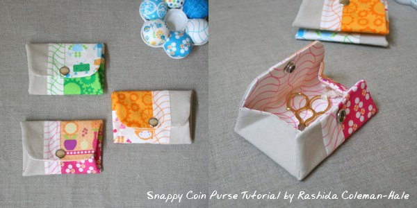 Snappy Coin Purse